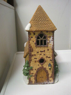 Dept 56 - Dickens Lot 9: Village Church W/accessories
