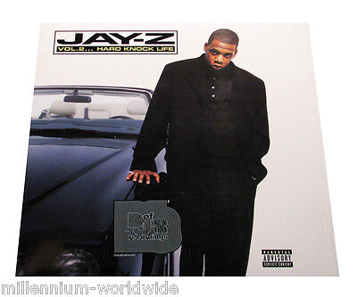 "Sealed & Mint - Jay-Z - Vol. 2 … Hard Knock Life - Double 12"" Lp Vinyl Record"