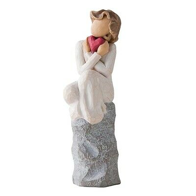 New & Boxed Willow Tree Figurine Always  #27180 Gift