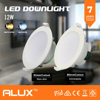 20X 12W LED DOWNLIGHT KIT IP44 DIM/Non-Dim WARM/DAYLIGHT WHITE