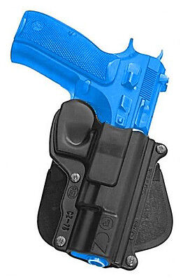 Paddle Fobus New Holster CZ CZ75D SP01 75D Compact With Rails SHADOW Tactical