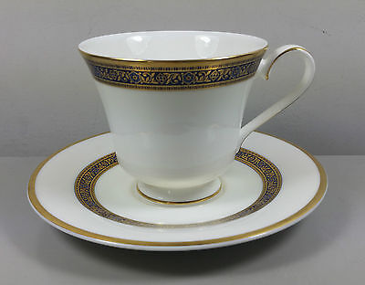 Royal Doulton Harlow H5034 Tea Cup And Saucer