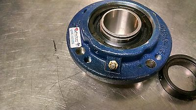 Blue Brute Piloted Flange Cartridge Bearing Qmc10J115S