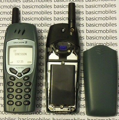 Ericsson A2618 BLUEISH GREEN DUMMY NON WORKING DISPLAY MODEL Mobile Phone