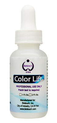 BIOTOUCH COLOR LIFT 1fl oz - Helps Remove Unwanted Pigment