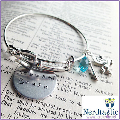 Percy Jackson/Heroes of Olympus Character Inspired bangle bracelets