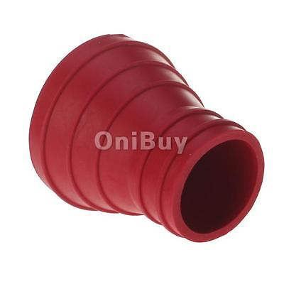 Red Rubber Golf Ball Pick Up Retriever Fits Most Putters Rubber Suction Cup