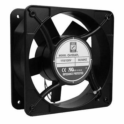 Orion OA180APL-22-1TB Axial Fan 178 x 178mm 230V AC 450CFM 70W 60dB Ball Bearing