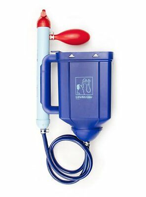 LifeStraw Family 1.0 Portable Water Purifier Filter for Survival Camping - NEW