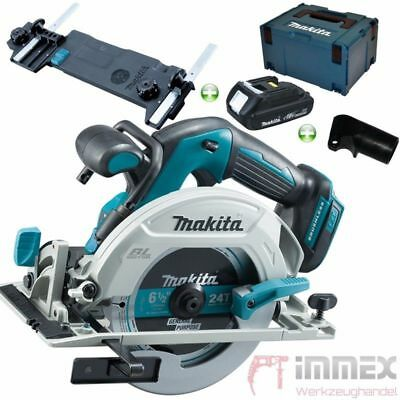 makita dhs680y1j akku handkreiss ge dhs680 18v f hrungsschiene adapter 1xakku eur 345 09. Black Bedroom Furniture Sets. Home Design Ideas