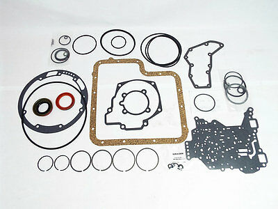 Ford/Mercury/Lincoln C6 Transmission Performance Overhaul Rebuild Kit 1967-1996