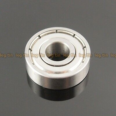 [20pcs] S608zz 8x22x7 mm S608 Stainless Steel 440c Ball Bearing Bearings