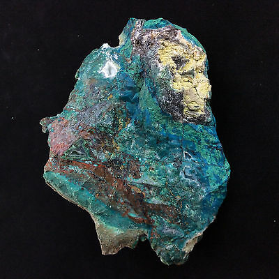 Chrysocolla Natural Rough Specimen-10-Tranquility, Peruvian Crystal