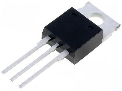 1pcs IRF1104PBF Transistor  N-MOSFET unipolar 40V 100A 170W TO220AB HEXFET®