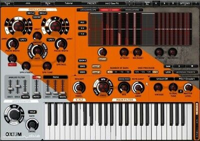 New XILS-lab XILS Synth Bundle Virtual Instrument Mac PC VST AU RTAS Plug-in