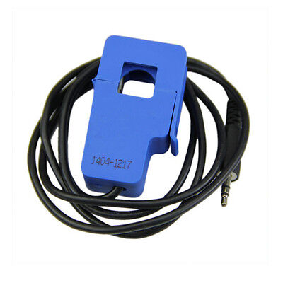 SCT-013 AC Current Transformer Non-invasive Sensor Split Core Transformer 0-100A