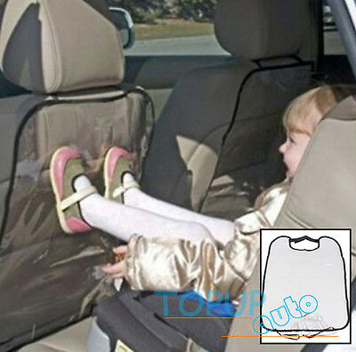 Baby Toddler Anti Kick Mat Car Back Seat Protection Cover Protector Auto Liner