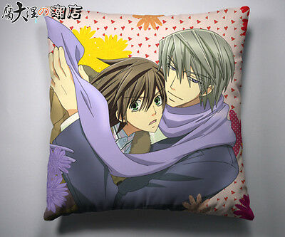 Japanese Anime Junjou Romantica Cosplay Hold Pillow 36x36cm