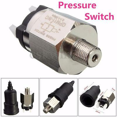 "Reliable 1/8"" Port Adjustable Diaphragm Type Pressure Switch Nozzle QPM11-NC"