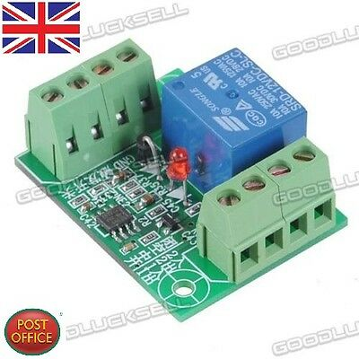 Touch Electronic Switch Control Relay Bistable Trigger-action Circuit Module