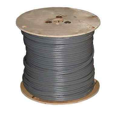 500' Roll 10-3 AWG UF-B Gauge Outdoor Burial Electrical Feeder Copper Wire Cable