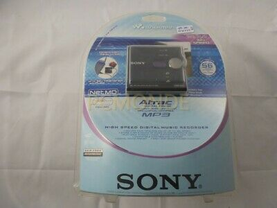Sony MZ-NE410/M High Speed Net MD Walkman Recorder