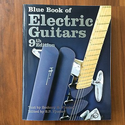 Blue Book of Electric Guitars 2005 9th Edition