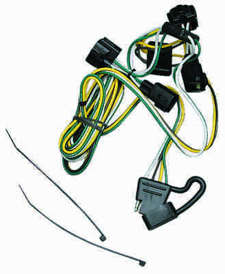 1991 1995 Dodge Caravan Grand Caravan Trailer Hitch Wiring Kit