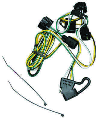 Trailer Wiring Harness Kit For 87 96 Ford F 150 F 250 F 350 1997