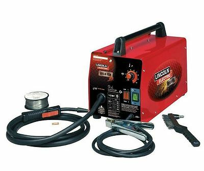 Lincoln Electric Weld Pack HD Wire Feed Welder, Steel , Welding Conctractor