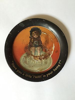 Vintage Fairy Soap Tip Tray