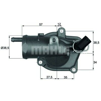 Original BEHR / MAHLE Thermostat MB