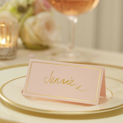 Pastel Perfection - Place Cards