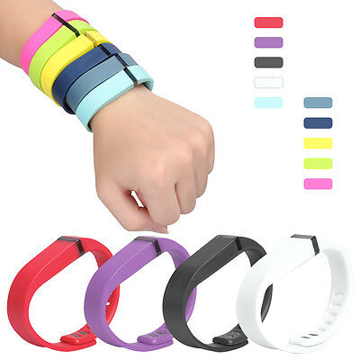 10 PCS Replacement Wrist Band Wristband for Fitbit Flex w/ Clasps