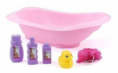 Dolls World Bath Set