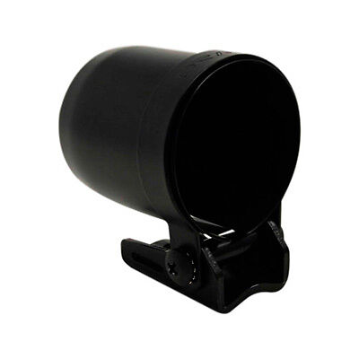 SAAS Universal Black Cup Gauge Holder 52mm Dash Mount