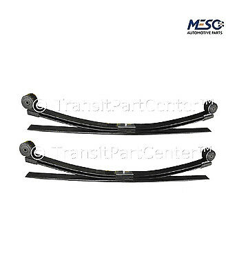 A Pair Of 3 Leaf Rear Spring For Ford Transit Mk7 2006-2015 Upgrade