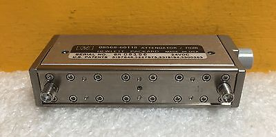 HP/Agilent 08568-60118 DC to 18.0 GHz, 0-70 dB, SMA Programmable Step Attenuator