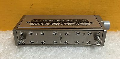 HP/Agilent 08568-60118, DC to 18.0 GHz, 24 VDC, SMA Programmable Step Attenuator
