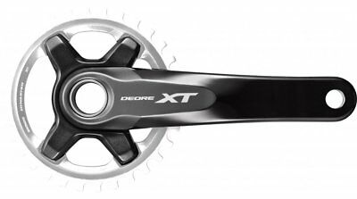Shimano Xt Fc-M8000-1 11Sp Crankset 165Mm (No Chainring)