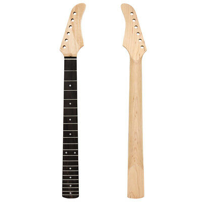 Electric Guitar Neck For ST Parts 21 Fret Maple with Rosewood Fingerboard