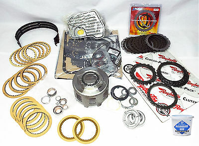 4L60E 4L65E 1993-1996 Super Master Rebuild Kit Hd High Performance Kolene Zpack