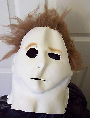 Michael Meyer's Halloween 1989 Don Post Mask