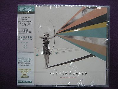 Hunter Hunted / Ready For You CD NEW SEALED
