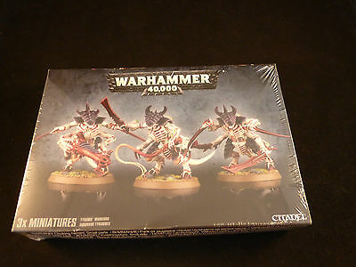 40K Tyranid Warriors Brood Sealed Boxed Set