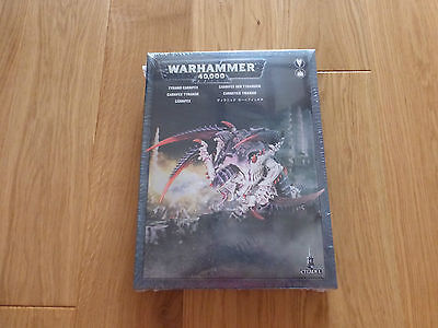 40K Tyranid Carnifex Sealed Boxed Set