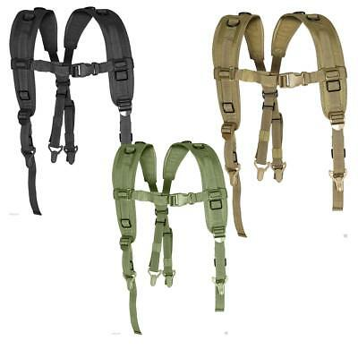 Viper Locking Harness Airsoft Tactical Chest Strap Plce Belt Strap Utility