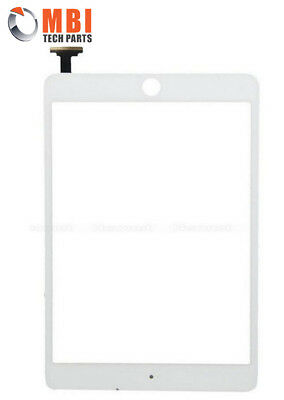 New Replacement Touch Screen Glass Digitizer + Adhesive iPad Mini 1 / 2 White