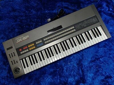 Roland  JX-8P Synthesizer keyboard Synth INTERNATIONAL