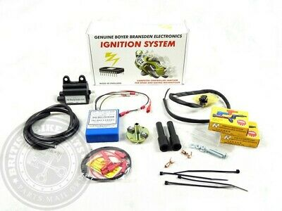 Boyer Micro Power Igntion Kit - Triumph 18D2 Models